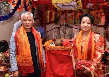 मेलवर्नमा नेपाली सामुदायिक भवन बनाउन घले दम्पत्तिद्वारा सहयोग