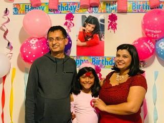 छोरीको जन्मदिन मनाउने खर्च, माझी बस्तीलाई सहयोग