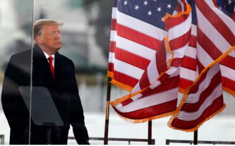 अमेरिकी राष्ट्रपति ट्रम्पविरुद्ध महाभियोग प्रस्ताव पेस !